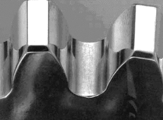 Impact of Isotropic Superfinishing on Contact and Bending Fatigue of Craburized Steel-STBF test gear after ISF
